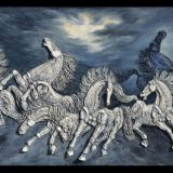 Horses-3dimensional-painting
