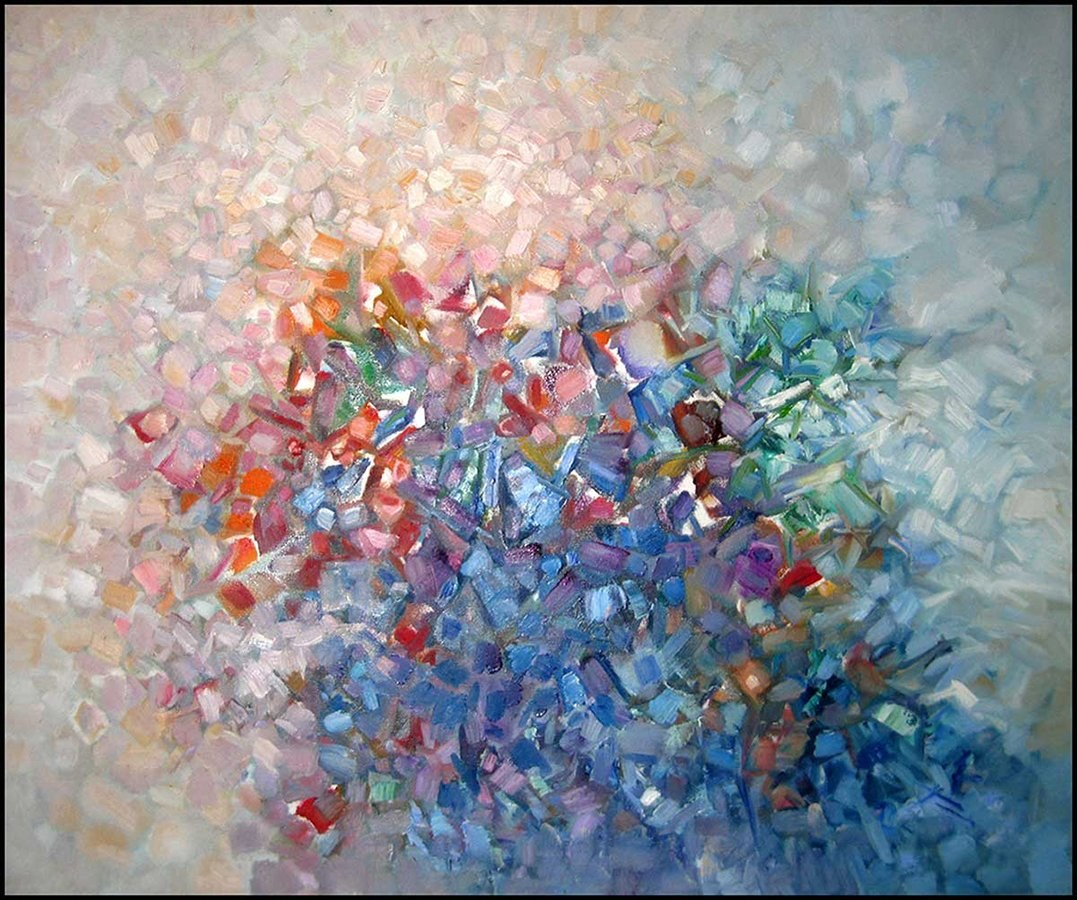 Abstract Paintings 001